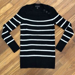 Like NEW! BR Wool-blend Sweater